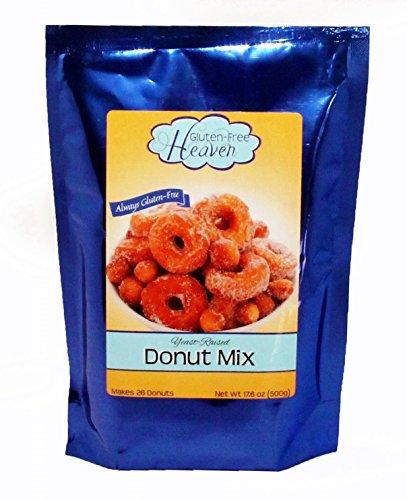 Gluten-Free Yeast Donut Mix