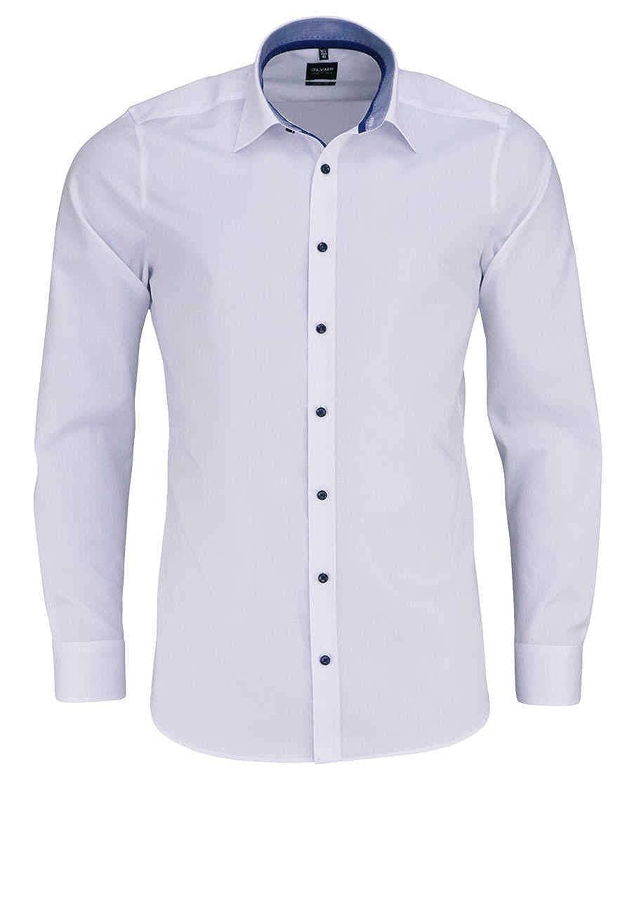 Olymp - Camisa Formal - Liso - para Hombre