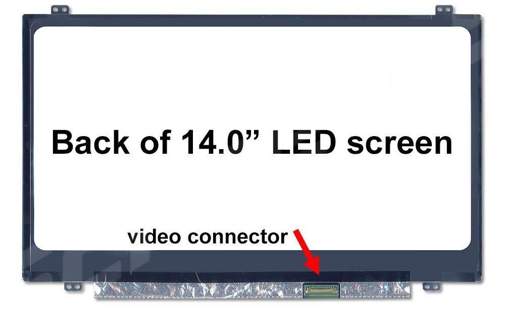 New 708771-001 Laptop 14.0 WXGA++ HD+ Slim. LCD LED Display Screen