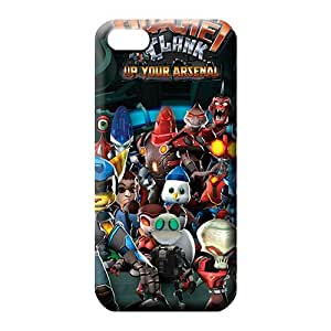 iphone 4 4s mobile phone carrying cases Bumper case Scratch-proof Protection Cases Covers Ratchet And Clank
