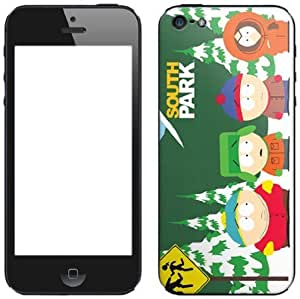 Zing Revolution South Park Premium Vinyl Adhesive Skin for iPhone 5, Street (MS-SPRK150318)