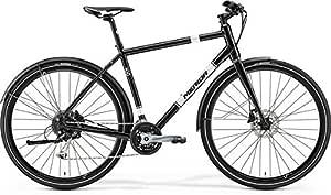 Merida Crossway Urban 100 28 pulgadas Urban Bike Negro/Blanco ...