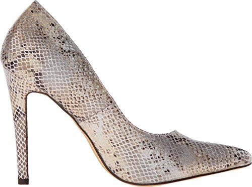 Michael Antonio Mujeres Lamiss-sue-vel Vestido Pump Natural Metallic Snake