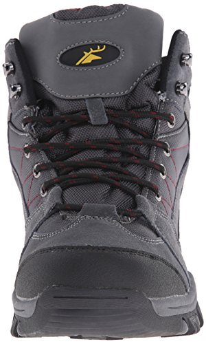 Deer Stags Mens Anchor Boot Grey obDbhx3ykL