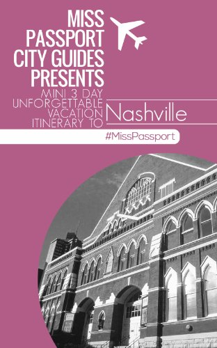 Nashville Travel Guide Unforgettable Itinerary ebook product image