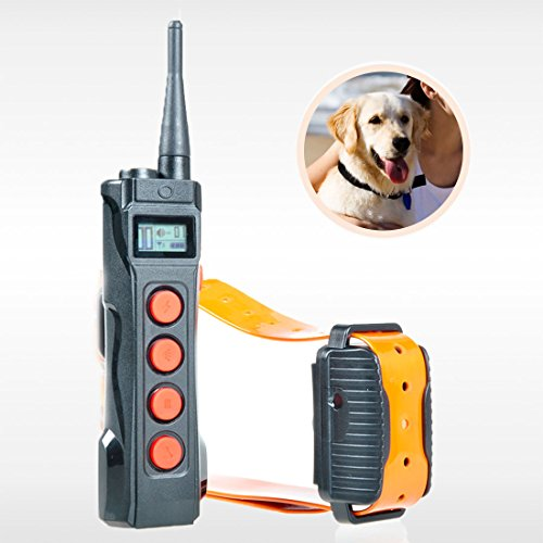AETERTEK-Top-919C-1-Remote-Dog-Training-Collar-Pet-Shock-Control-for-Stubborn-or-Serious-Dogs-BeepVibrationShock-E-Collar-Designed-for-professional-Hunter-Dog-Trainer-1000M-Range