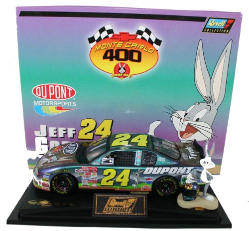 Jeff Gordon Diecast Looney Tunes 1/24 2001 ()