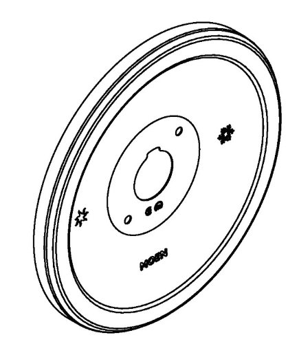 (Moen 135153 Part Icon Moentrol Eschutcheon Kit Chrome)