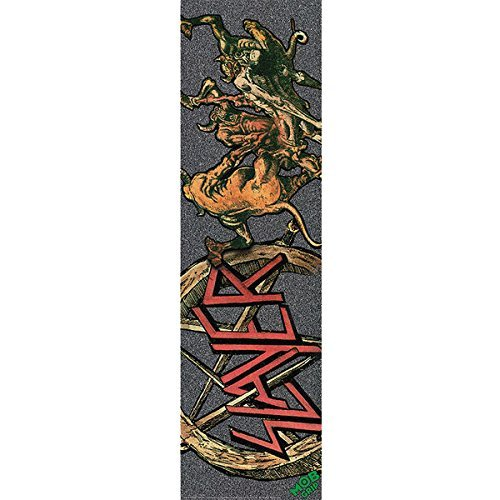 Mob Grip Slayer Hell Awaits Grip Tape - 9 x 33 by Mob Grip