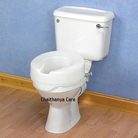 Buy Chaithanya Orthopaedics Fc Commode Elevated Raised Toilet Seat