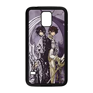 Code Geass Samsung Galaxy S5 Cell Phone Case Black TPU Phone Case SV_049030