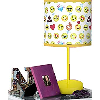 Emoji Pals Funny Stick Lamp | Metal base - - Amazon.com