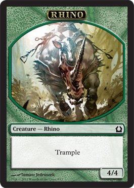 Magic: the Gathering - Rhino (9/12) - Return to Ravnica from Magic: the Gathering
