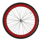 rimSkin Deep V Non-Machined Single Wheel Rim Skin