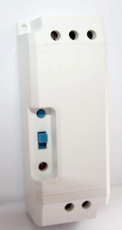 Dre Dre Dre de 2090 universal de radio Interruptor Encendido/Apagado + Radio de pulsador 1 – 5 segundos., para DIW de y Intertechno – Emisor con Codi errad + directamente de relé 230 V/50Hz con potentialfreiem Cambio como salida. 6fe21a