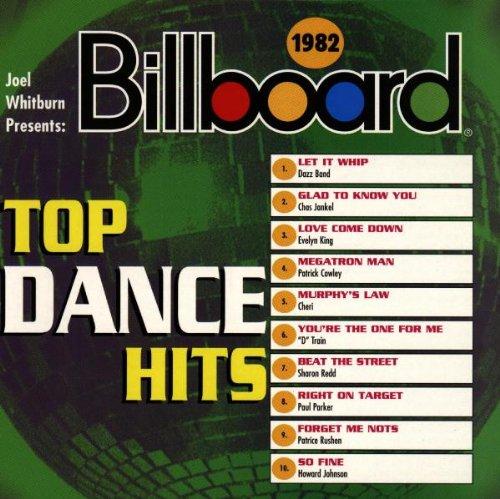 billboard top hits 1982 - 2