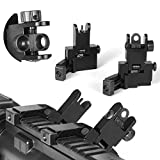 SOUFORCR-New-Tactial-Front-and-Real-Flip-up-45-Degree-Offset-Rapid-Transition-Backup-Iron-Sight-for-AR15