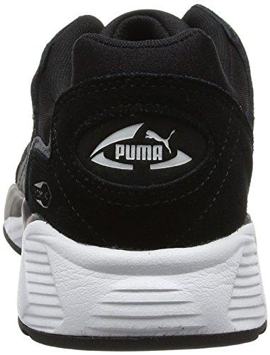 Puma Unisex-erwachsene Sejre Lav-top Sort (puma Sort-stille Skygge-puma Hvid 01) Epek31