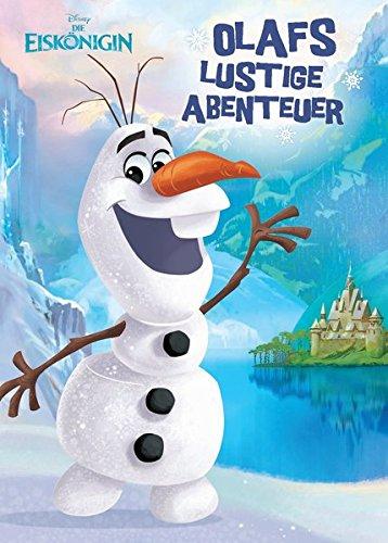 Disney Die Eiskönigin - Olafs lustige Abenteuer