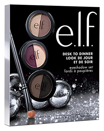 e.l.f. 3 Piece Eye Shadow Set.