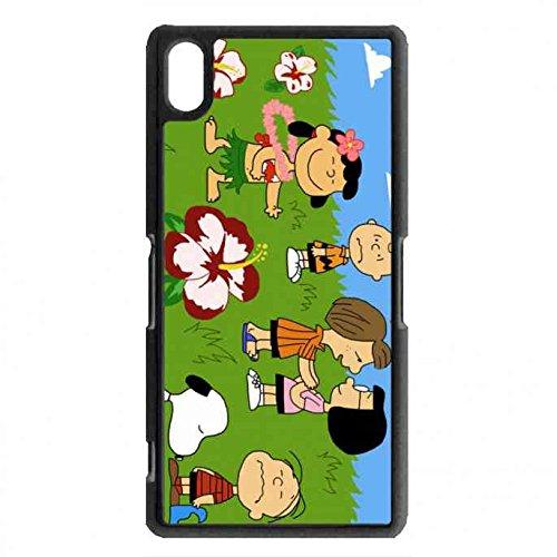 Snoopy Funda/Carcasa, Sony Xperia Z2 Disney Snoopy móvil ...
