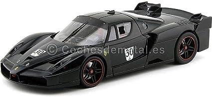 30 M schumacher Black Ferrari FXX No