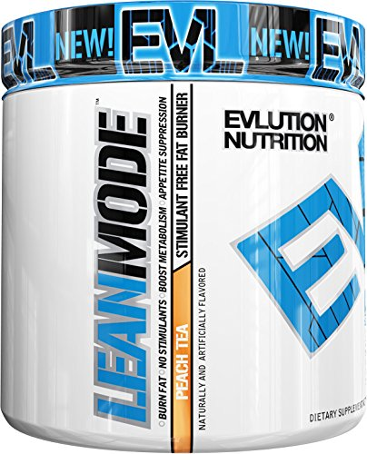 Evlution Nutrition Weight Loss Lean Mode Powder 30 Servings (Peach Tea)