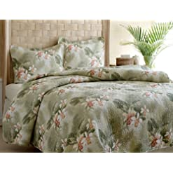 51KRsw5kfKL._SS247_ The Best Palm Tree Bedding and Comforter Sets