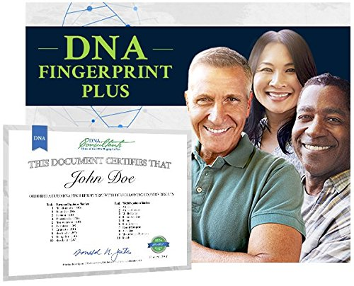 DNA Fingerprint Plus (Best Dna Test For American Indian Ancestry)
