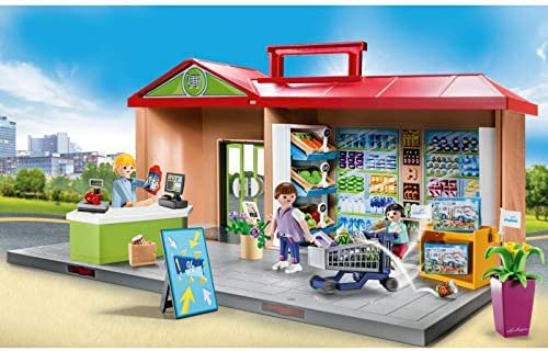 Playmobil Take Along Grocery Store