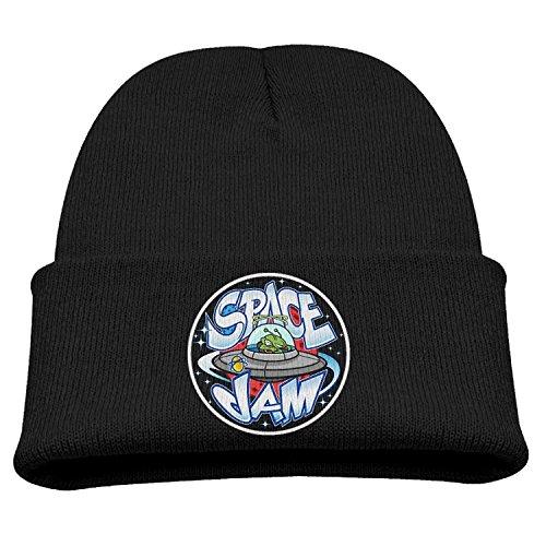 Space Jam Kids Skull Hat Beanies Cap ()