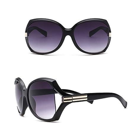 Gafas de Sol con Montura Grande Vintage Gafas graduadas para ...