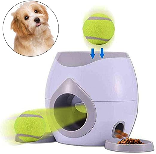 AUOKER máquina de recompensa para Perro, Juguete Interactivo para ...