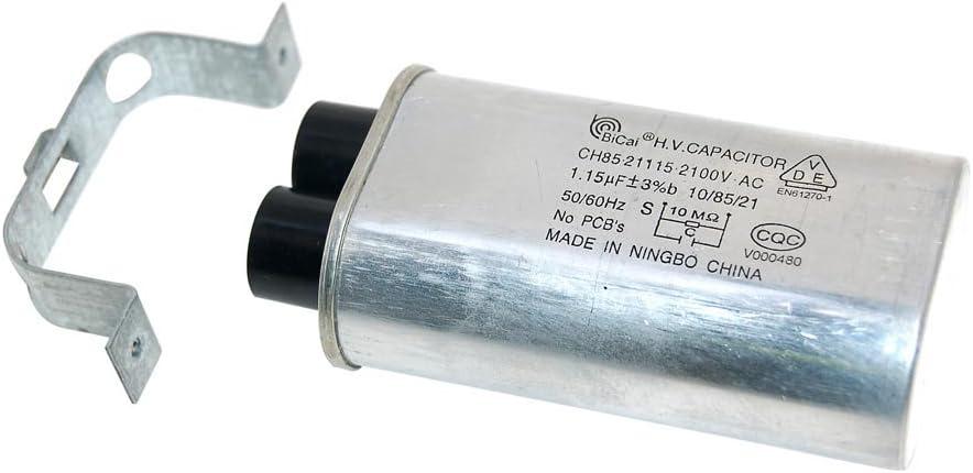 Genuine Hidromasaje Microondas Capacitor 15uF 481912138013