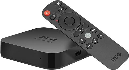 SPC 9204N - TV Box con Android, color negro: Amazon.es: Electrónica