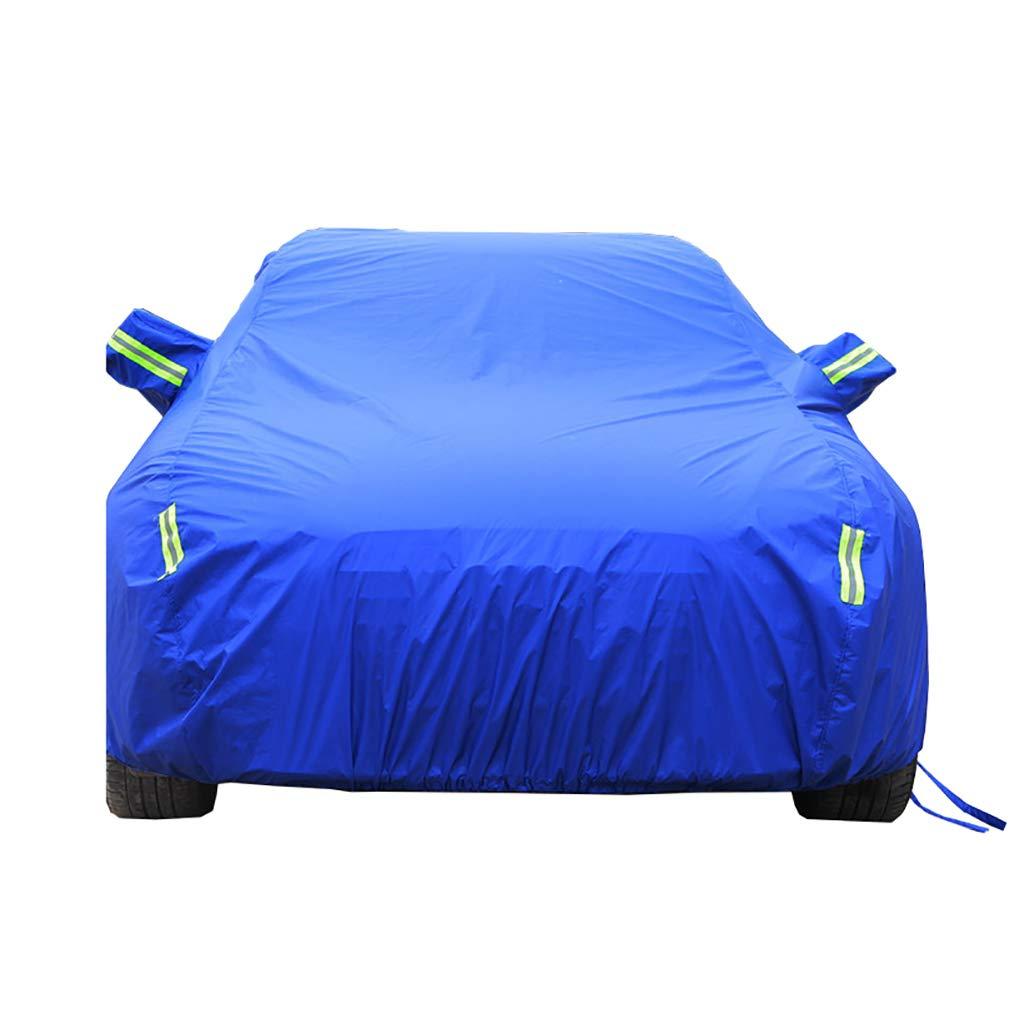 Size : Audi A1 YY/&W Audi A1 A3 A4L A6 special clothing A5A7A8Q3Q5Q7Q2L Oxford car cover sunscreen thickening