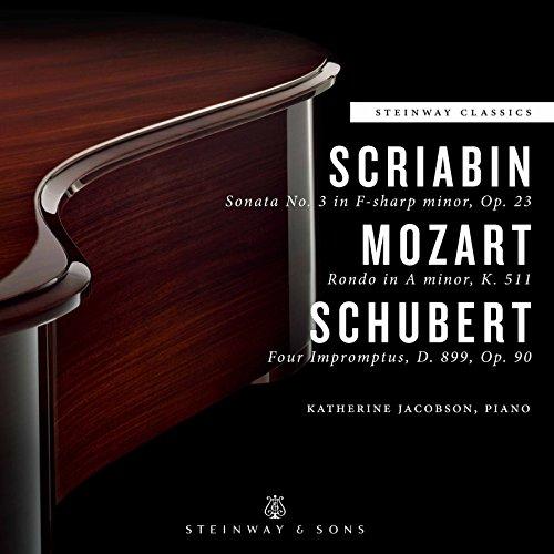 Scriabin, Mozart & Schubert: P...