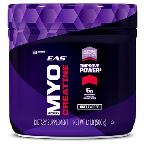 EAS Myoplex Creatine Powder Unflavored