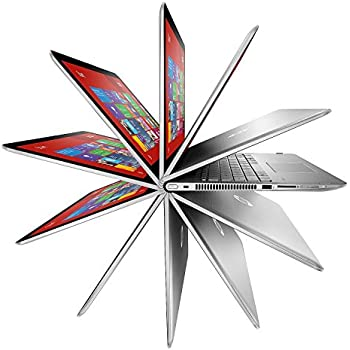 "HP Envy 15.6"" x360 2-in-1 Convertible Full HD IPS Touchscreen Laptop| Intel Core i7-7500U | 12GB RAM | 1TB HDD | Backlit Keyboard | Bluetooth | HDMI | B&O Play | Windows 10 (Silver)"