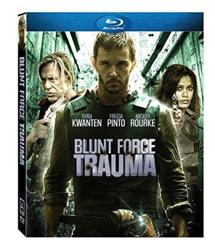 Blunt Force Trauma [Blu-ray]