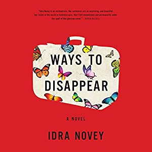Ways to Disappear Audiobook
