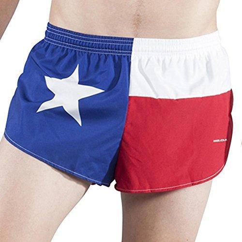 Splits Shorts Running Mens Clothing - Boa Men's 1