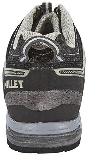 Millet Rockrise Shoes Men black Größe 42 2/3 2016 Approachschuhe