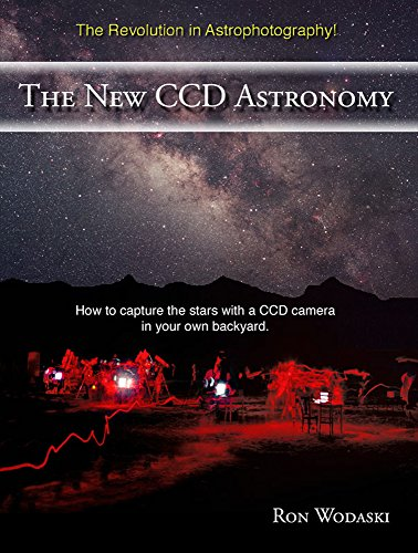 CCD astrophotography books