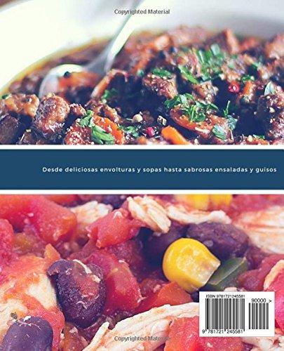 50 Recetas de Coccíon Lenta con Carne: Desde deliciosas envolturas y sopas hasta sabrosas ensaladas y guisos (Volume 1) (Spanish Edition): Mattis Lundqvist: ...