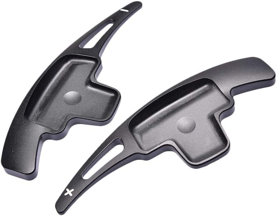 F/ür Benz Rot//Silber//Schwarz//Blau Dequate 2 Pcs DSG Schaltwippen Shift Paddles Aluminiumlegierung DSG Schaltwippen Verl/ängerung F/ür Benz W176 W246 W205 W212 W222 C117