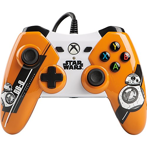Price comparison product image Star Wars BB-8 Wired Controller for Xbox One