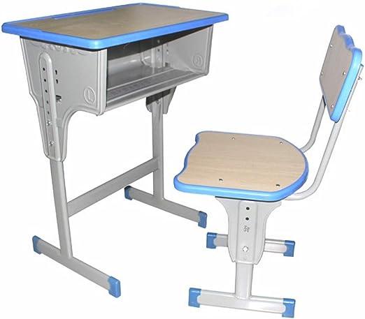 Escritorio para Niños Mesa y silla Mesa de estudio de estudio para ...