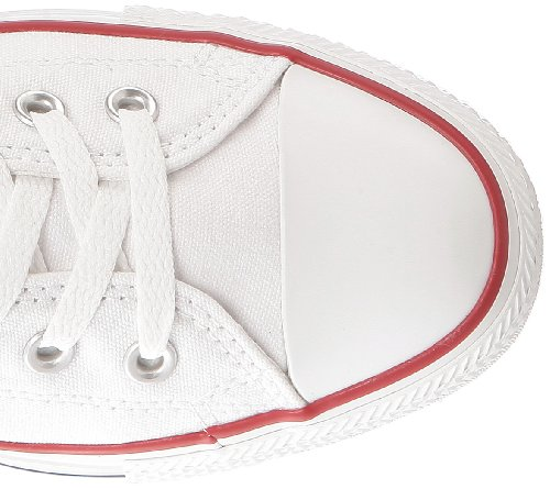 White Converse Casual Style and Unbleached Taylor Sneakers All Color Unisex Star and Top Chuck Canvas Uppers Durable in High Classic xrq4Sx0Hw