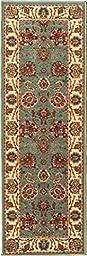 Ottomanson Otto Home Persian Style Oriental Modern Design Runner Rug Hallway Runner, 31\